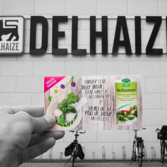 Herbamare at Delhaize