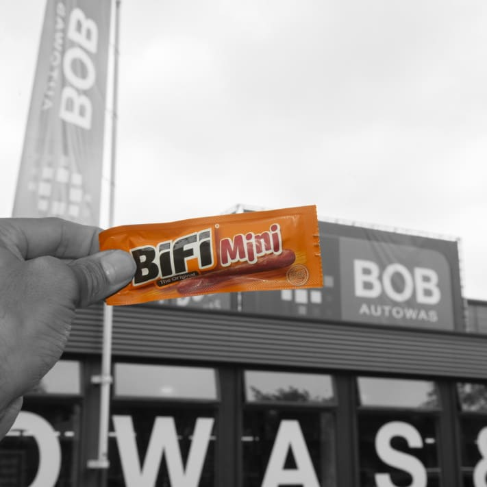 BiFi Original at holiday parks, do-it-yourself stores and car washes
